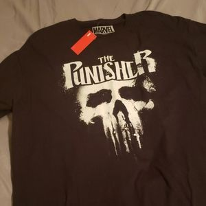 The Punisher graphic t